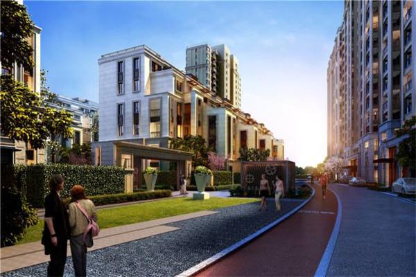 星河天街对面 御景水岸 精装2室87平 家电齐全 随时看房 2000元/月