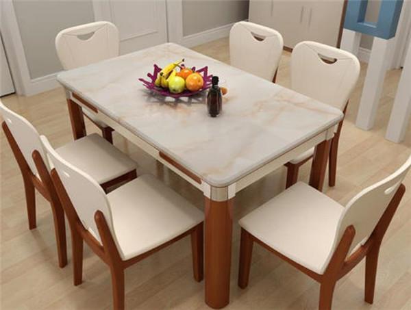 孝感餐厅装修选择什么材质餐桌好?餐桌材质介绍