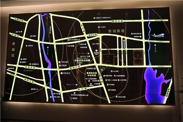 孝感新城玺樾交通好不好?孝感新城玺樾交通便捷吗?