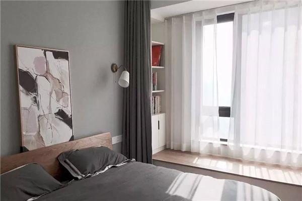 孝感人装修飘窗怎么安装窗帘?怎么安装窗帘好看?