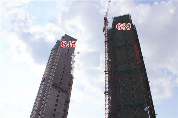 甘肃11选5基本走势图全洲天悦9月工程进度:G4#楼脚手架已拆除!