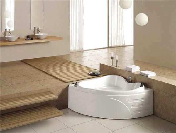 孝感卫生间装修选购浴缸要注意哪些问题?浴缸选购注意事项介绍