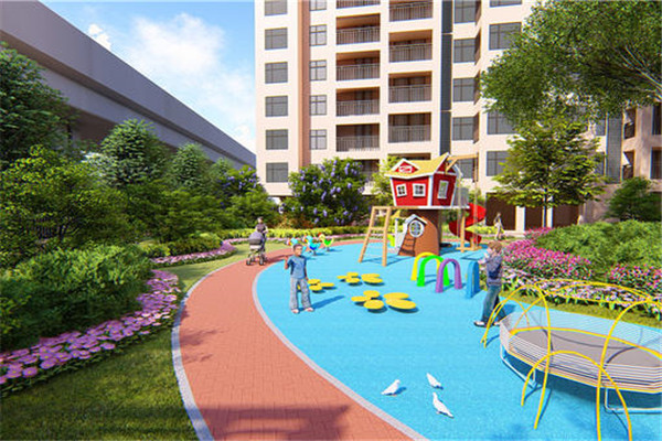 福星城143平精装房 三室两厅两卫 2400元/月