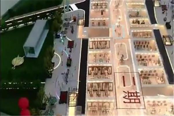 速看!孝感城站路地下空间二期项目效果图视频来了!