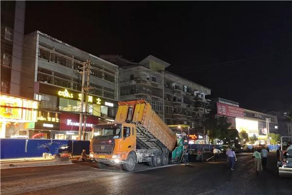 孝感城站路地下空间一期恢复通行能力!国庆后开始二期施工!
