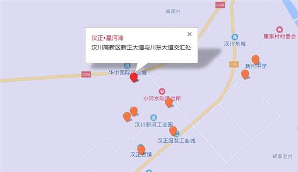 汉川汉正·星河湾交通便利吗?汉川汉正·星河湾附近交通情况介绍
