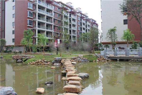 园林路园林居 2室1厅1卫 53.32平米 对口文化路小学楚环中学 33.8万