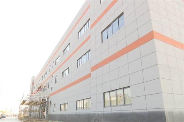 孝感慧硕电子项目将于2019年年底竣工,预计2020年3月投产!