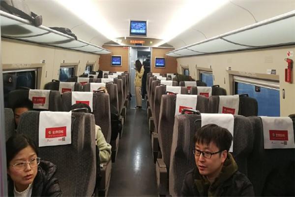 汉十高铁建设历程及简介来袭!汉十高铁商务舱、二等座规划及内景曝光!