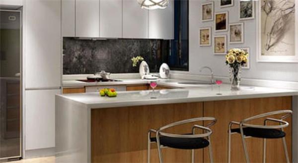 孝感装修在厨房设计家用吧台好吗?厨房设计家用吧台功能介绍