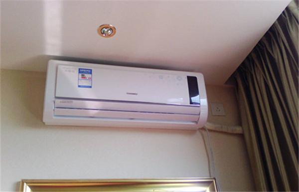 孝感装修安装挂式空调要注意什么问题?挂式空调安装注意事项
