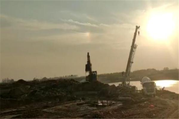 孝云大道澴河大桥开工了,预计2020年底建成!
