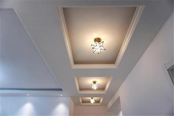 孝感新房装修应如何选购走廊灯?选购走廊灯需要注意什么?