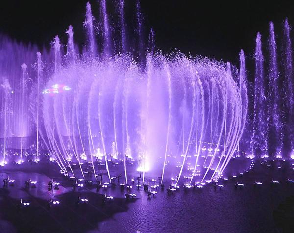 2020年槐荫公园音乐喷泉什么时候开放?槐荫公园2020年上半年音乐喷泉新播放时间表!