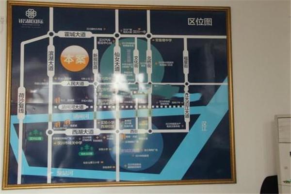 汉川银湖国际三期交通怎么样?汉川银湖国际三期交通便利吗?
