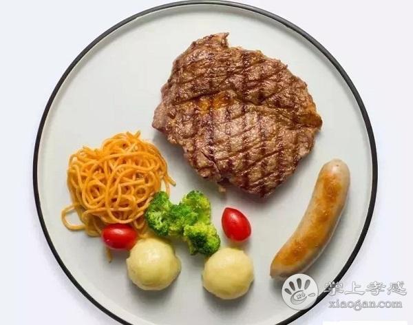 孝感美女为你解锁吃牛排的新方法,雪花牛排这样吃,才得劲![图3]