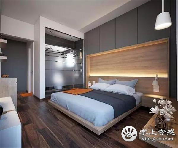 孝感卧室装修应该用什么样的灯光?孝感卧室装修灯光选择方式![图1]