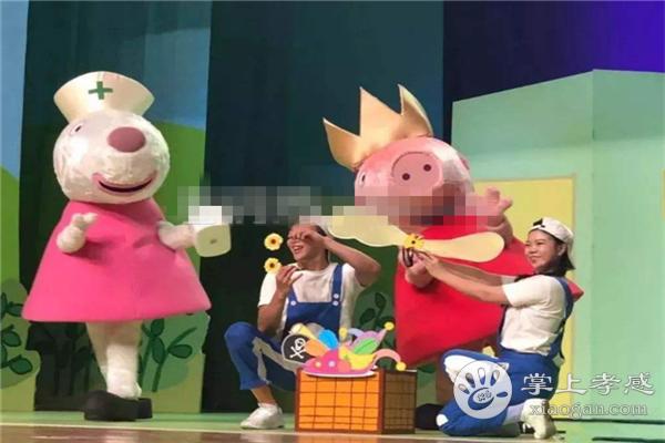 孝感碧桂园中央公园首届大型童话剧《熊出没》六一儿童节来袭![图3]