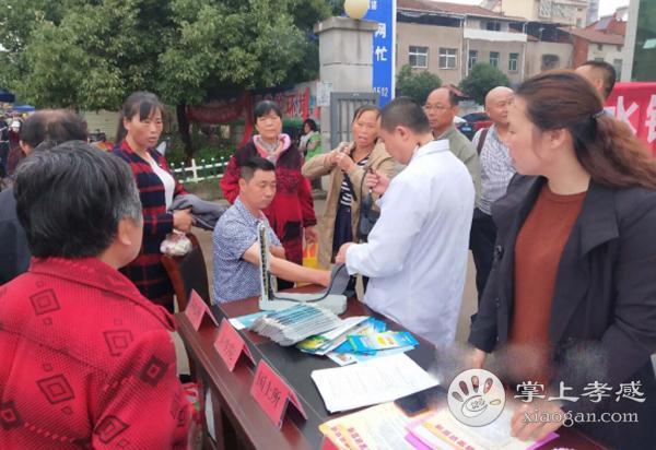 安陆洑水镇开展平安建设宣传活动[图1]