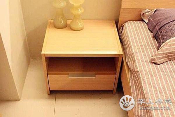 孝感装修床头柜如何选择?孝感装修床头柜什么样的好?[图3]