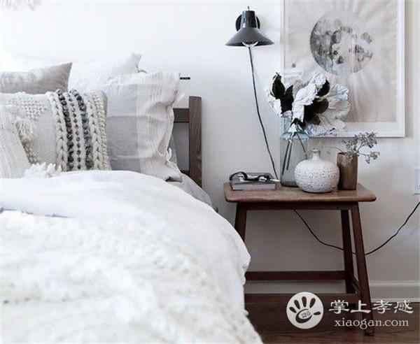 孝感卧室装修有什么可以代替床头柜?可以代替床头柜的家具介绍![图3]