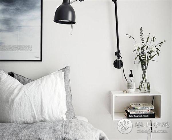 孝感卧室装修有什么可以代替床头柜?可以代替床头柜的家具介绍![图4]