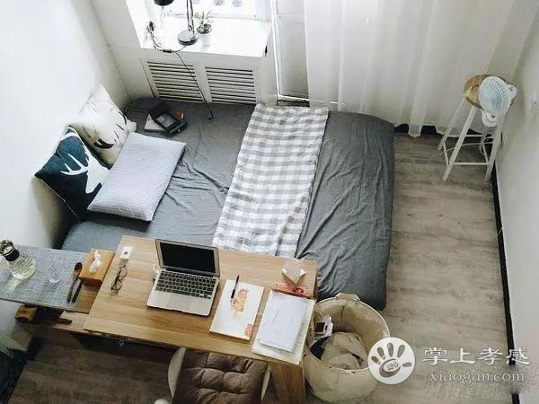 孝感小户型装修要如何做到精致?面积小的房间怎么装修更精致?[图2]
