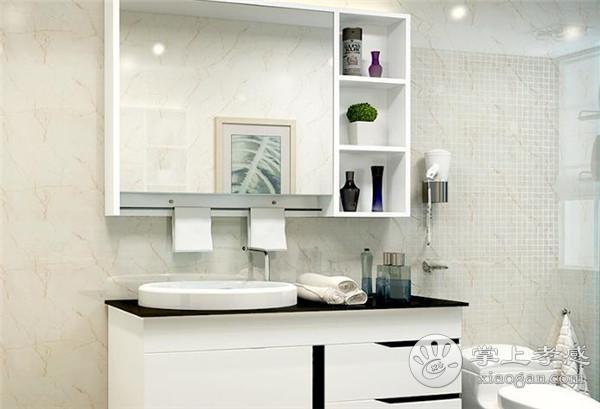 孝感卫生间装修如何选择镜柜?卫生间镜柜选购注意事项[图3]