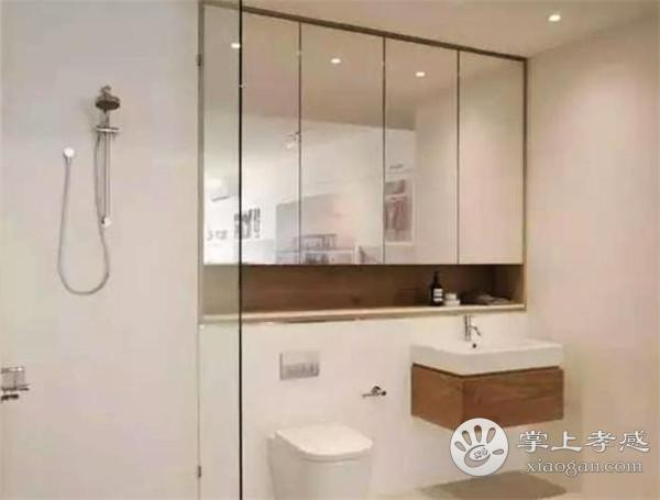 孝感卫生间装修如何选择镜柜?卫生间镜柜选购注意事项[图4]