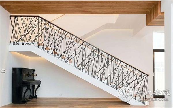 孝感复式房楼梯装修扶手材质哪种好?复式房楼梯款式材质选择![图2]