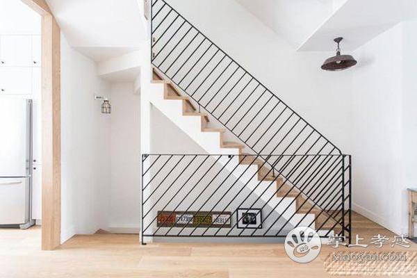 孝感复式房楼梯装修扶手材质哪种好?复式房楼梯款式材质选择![图3]