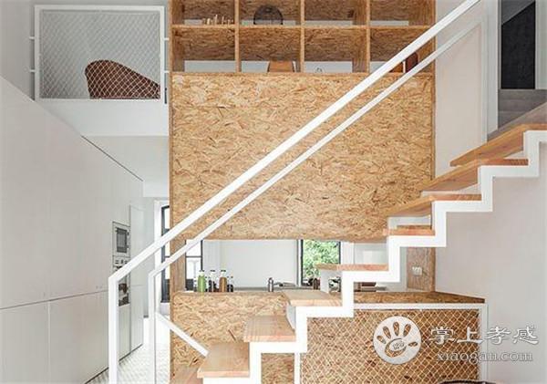 孝感复式房楼梯装修扶手材质哪种好?复式房楼梯款式材质选择![图4]