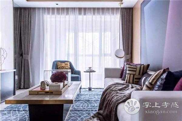 孝感客厅装修选择窗帘应该考虑什么?选择窗帘应该从什么方面出发?[图3]