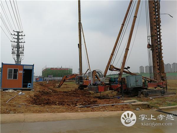 湖北交投·颐和华府6月份工程进度:营销中心建至2层[图4]