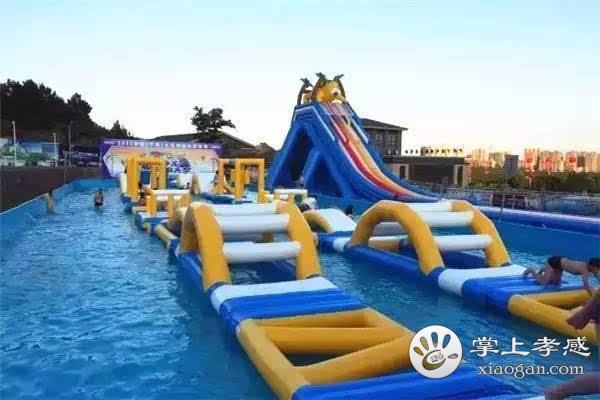 孝感伢夏天都不怕热?竟是因为刺激有趣的爱琴海水上乐园[图3]