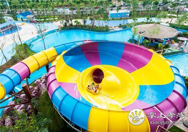 孝感伢夏天都不怕热?竟是因为刺激有趣的爱琴海水上乐园[图2]