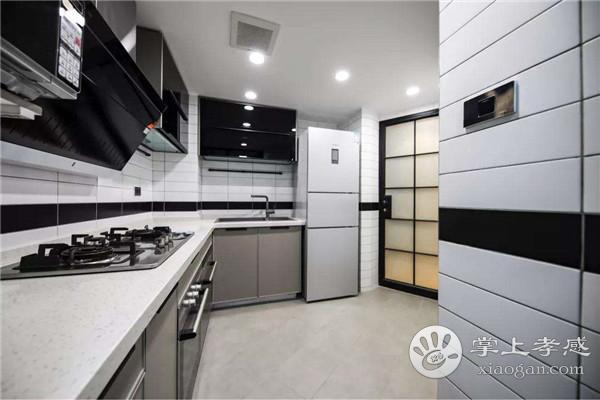 孝感什么新房装修适合嵌入式厨房?安装嵌入式厨房需要什么条件?[图2]