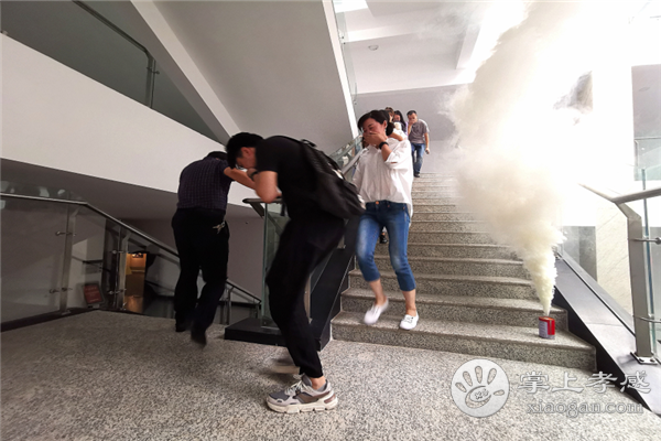 应城市文化和旅游局开展消防安全演练活动[图1]