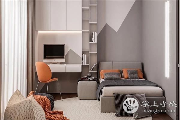 孝感小户型卧室应该如何装修?小户型卧室装修应该怎么设计?[图3]