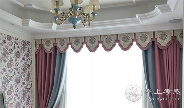 孝感卧室安装双层窗帘要注意哪些问题?安装双层窗帘的注意事项[图2]