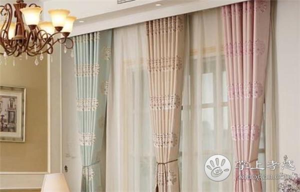 孝感卧室安装双层窗帘要注意哪些问题?安装双层窗帘的注意事项[图5]