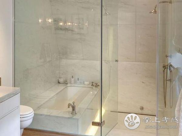 孝感带浴缸的卫生间如何装修?带浴缸的卫生间怎么装好?[图3]