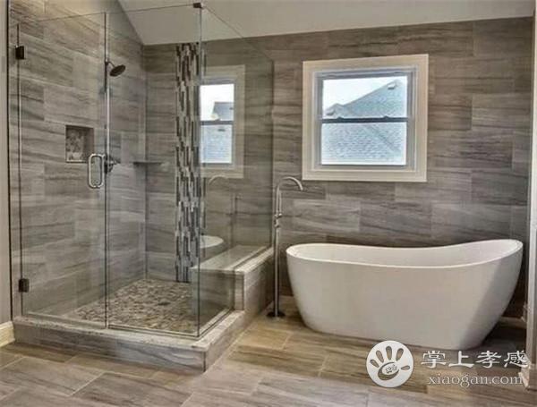 孝感带浴缸的卫生间如何装修?带浴缸的卫生间怎么装好?[图4]