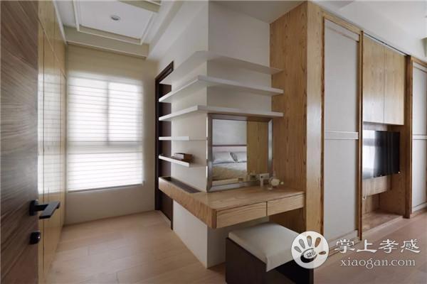 孝感新房装修可以怎么设计多功能衣柜?设计多功能衣柜应该注意什么?[图1]