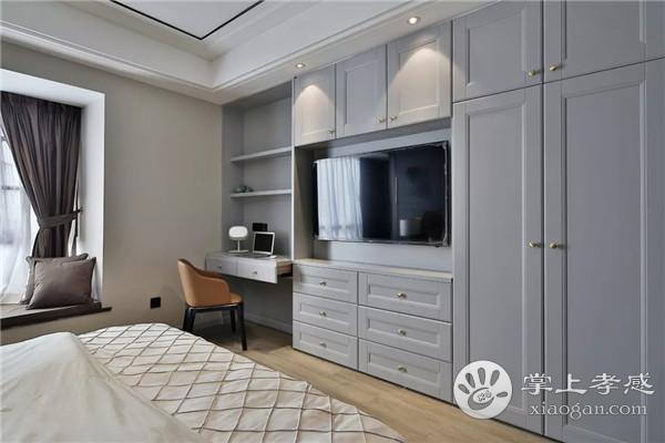 孝感新房装修可以怎么设计多功能衣柜?设计多功能衣柜应该注意什么?[图3]