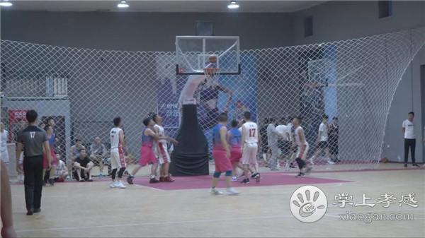 汉川首届篮球排位赛开赛!全市15支球队参赛![图4]