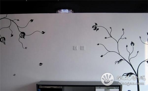 孝感新房设计手绘电视背景墙要如何保养?手绘电视背景墙保养方法介绍[图2]