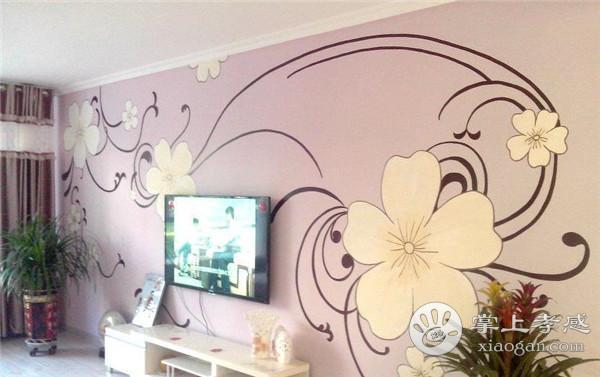 孝感新房设计手绘电视背景墙要如何保养?手绘电视背景墙保养方法介绍[图4]