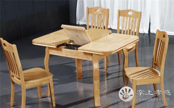 孝感餐厅装修如何选择可伸缩餐桌?可伸缩餐桌选购技巧介绍[图3]