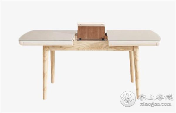 孝感餐厅装修如何选择可伸缩餐桌?可伸缩餐桌选购技巧介绍[图2]